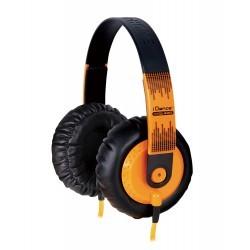 Fashion Headphone SEDJ-400 ORANGE/BLACK