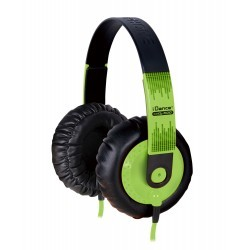 Fashion Headphone SEDJ-500 GREEN/BLACK