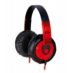 Fashion Headphone SEDJ-700 RED/BLACK