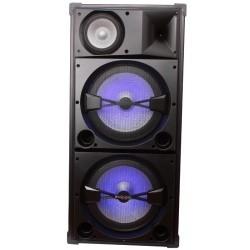 """3-weg Disco Boxen   2x15""""/38cm - 900W"""