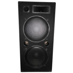 3-weg Disco column speakers
