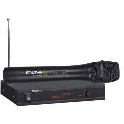 1-kanaal draadloos microfoon systeem  207.5MHz