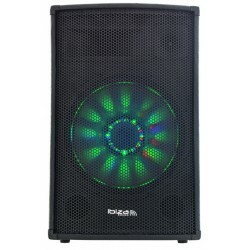 "3-weg Disco Box 10""/25cm 300W met LED"